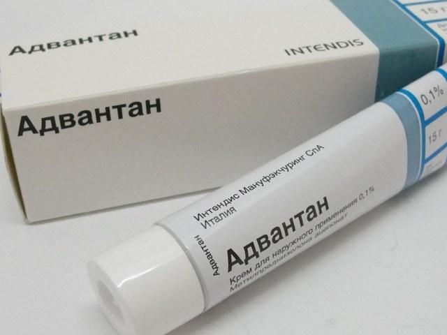 """""""Адвантан"""": инструкция по применению"""