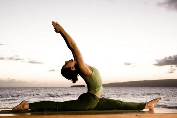 Бикрам йога: кто любит погорячее
