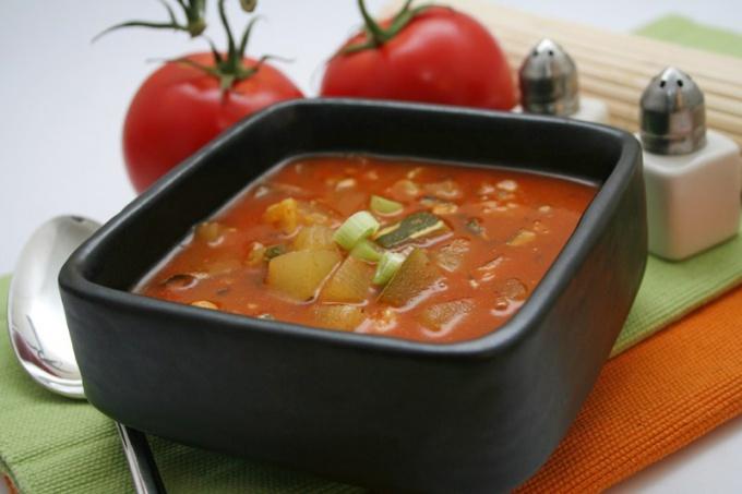 Жиросжигающий суп: правда или вымысел