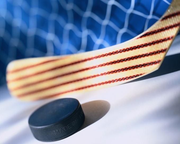 Правила игры в детский хоккей с шайбой