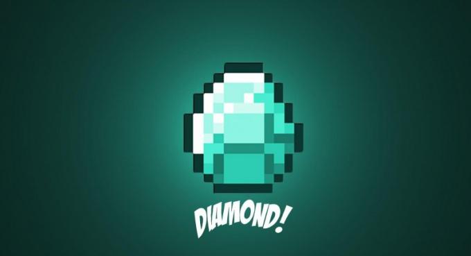 Как быстро добыть алмазы в minecraft