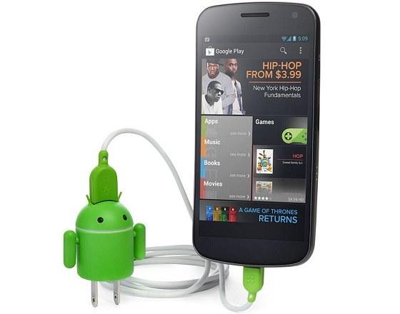Как зарядить мобильный телефон