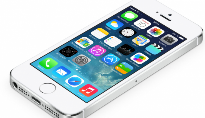 How to create folder on iphone