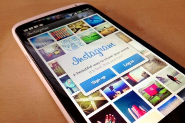 How to upload photos in instagram