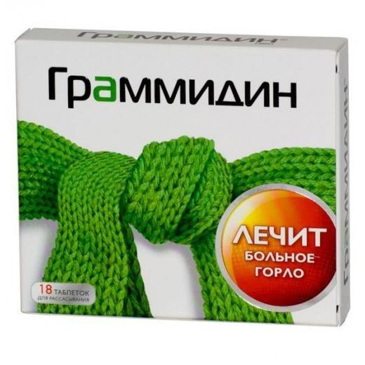 Препарат «Граммидин»