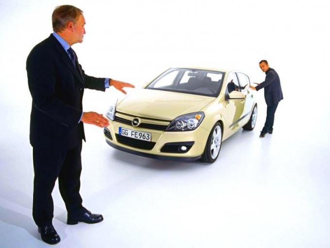 Как правильно оформить машину