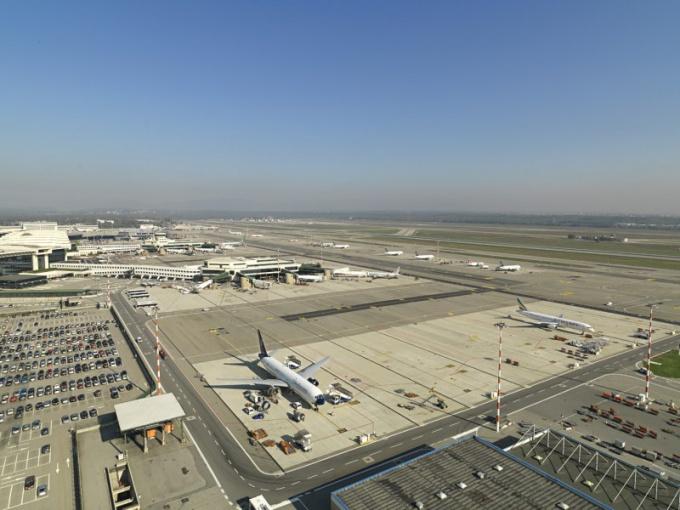 Международный аэропорт «Мальпенса»