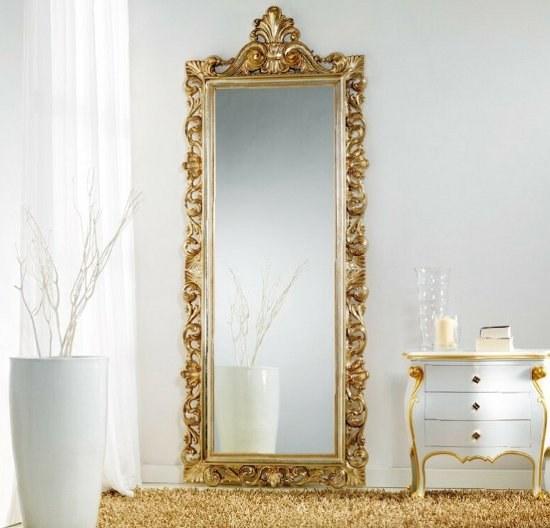 Как изготавливают зеркала