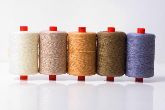 Как делаются нитки