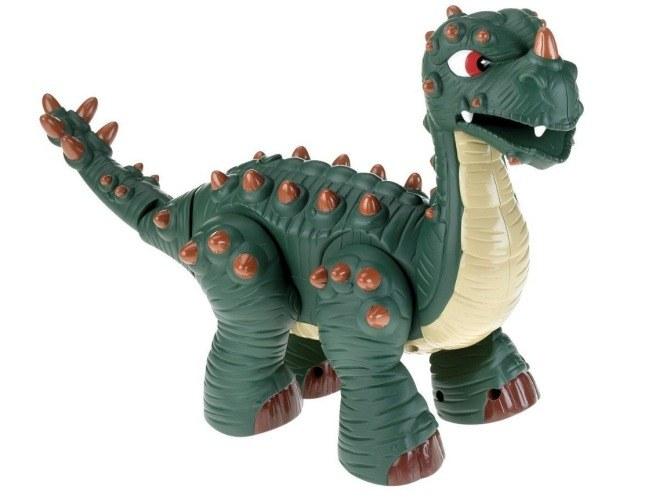 Как из пластилина слепить динозавра