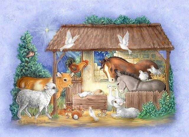 Как встречают Рождество Христово