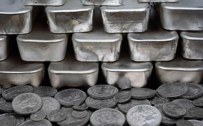Как добывают серебро