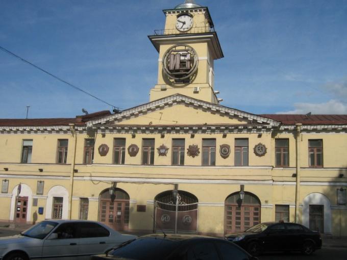 Ижорский завод - одна из достопримечательностей Колпино