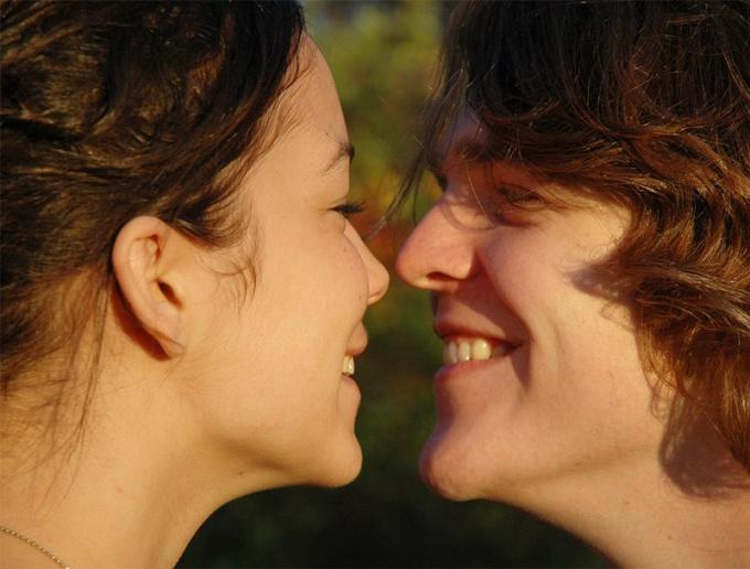 Будьте счастливы в любви