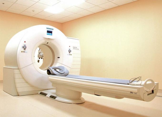 Как делают томографию в 2018 году