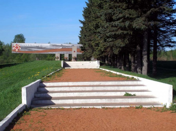 "Memorial estate ""Nevsky threshold"""