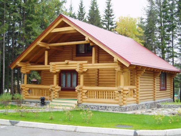 Как и чем утеплить деревянный дом