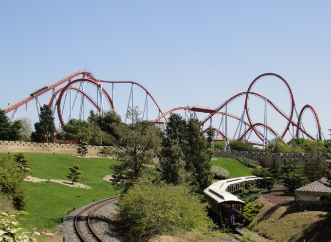 Amusement Park and resort of Port Aventura