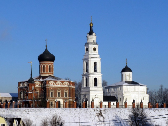 How to get to Volokolamsk