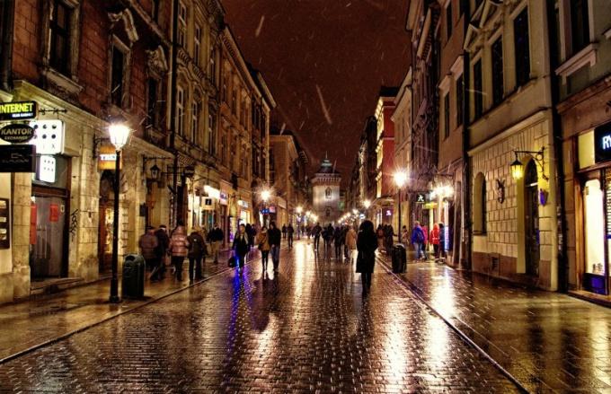 Как добраться до Кракова