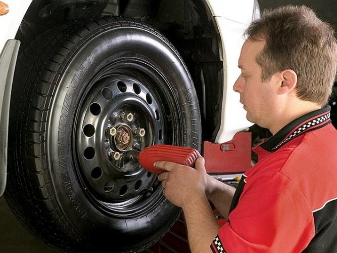 Как балансировать колеса