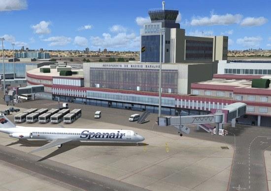 Как добраться из аэропорта Мадрида