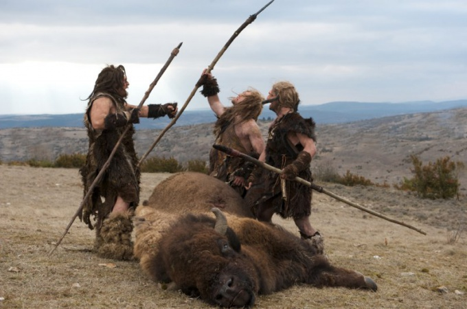 Как древние люди охотились в 2018 году