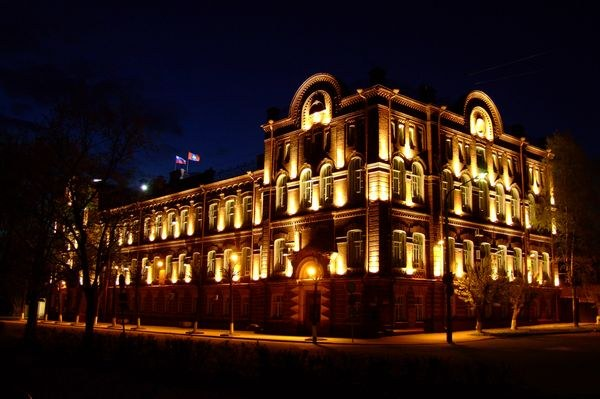 The building of the Kostroma administration