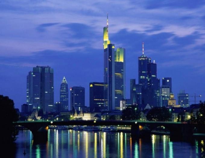 Как добраться до Франкфурта