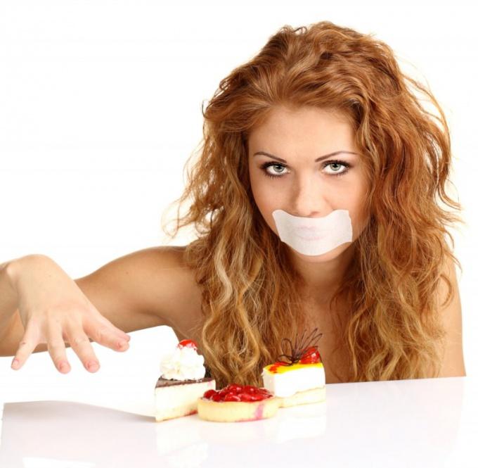 Как внушить себе не есть