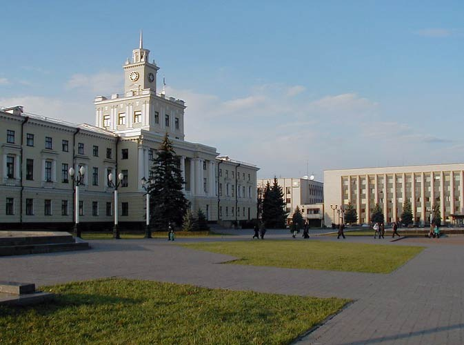 How to get to Khmelnytskyi