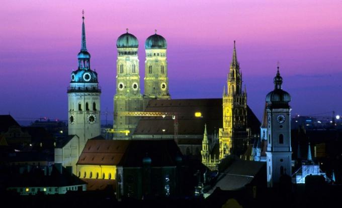 Как добраться до Мюнхена в 2018 году