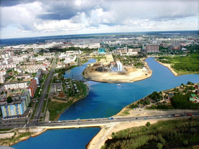 How to get to Surgut