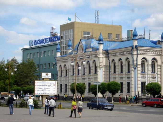 Как добраться до Уральска