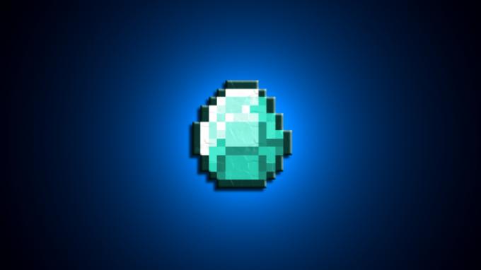Алмаз в Minecraft