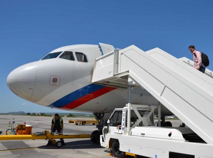 В Минводах находится крупнейший на юге России аэропорт