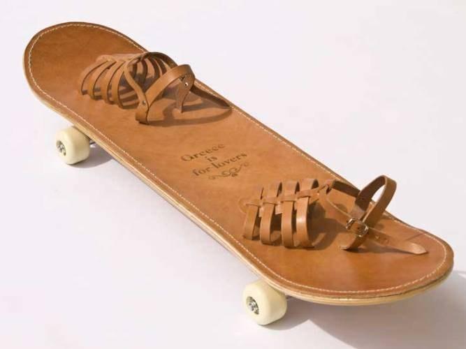 Как делают скейты