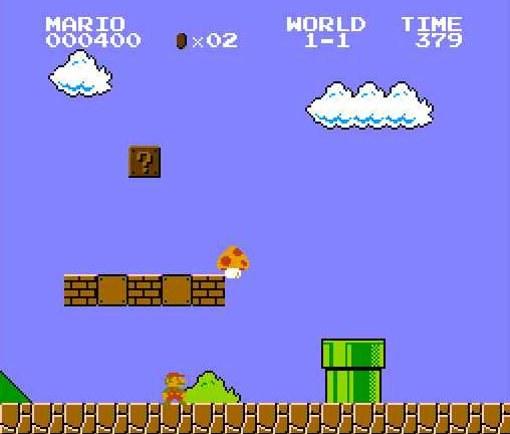 Как играть в Супер Марио