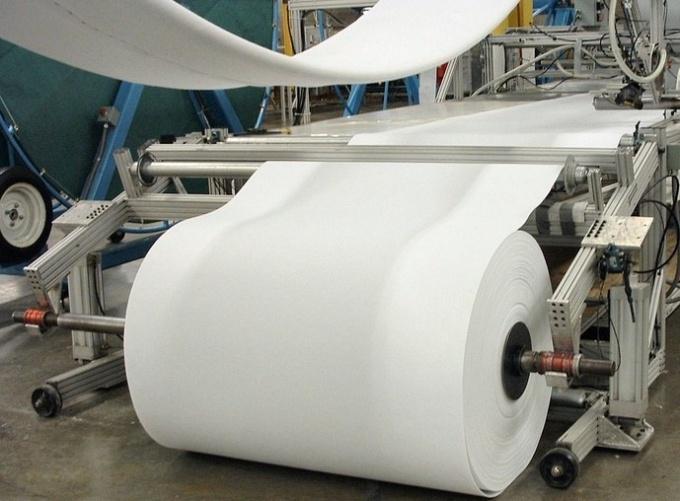 Как изготавливают бумагу
