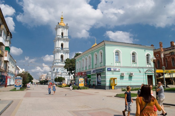 How to get to Sumy
