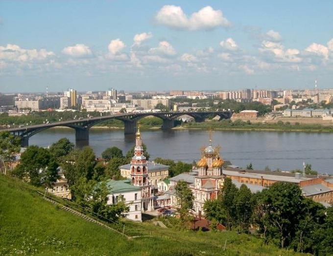 Как добраться до Горького