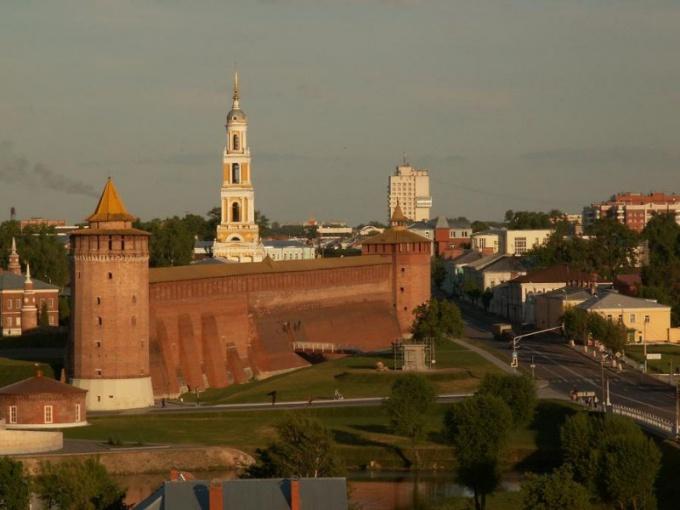 Kolomna Kremlin