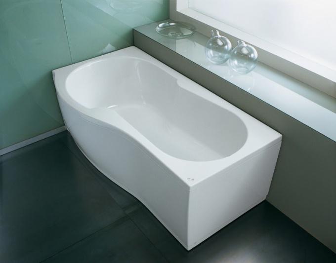Как выбрать акриловую ванную