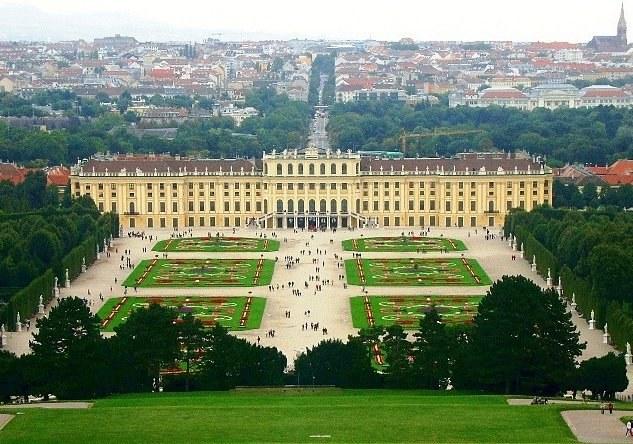 Как добраться до Вены