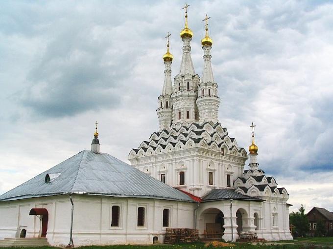 В Вязьме можно найти большое количество памятников архитектуры XVIII века.