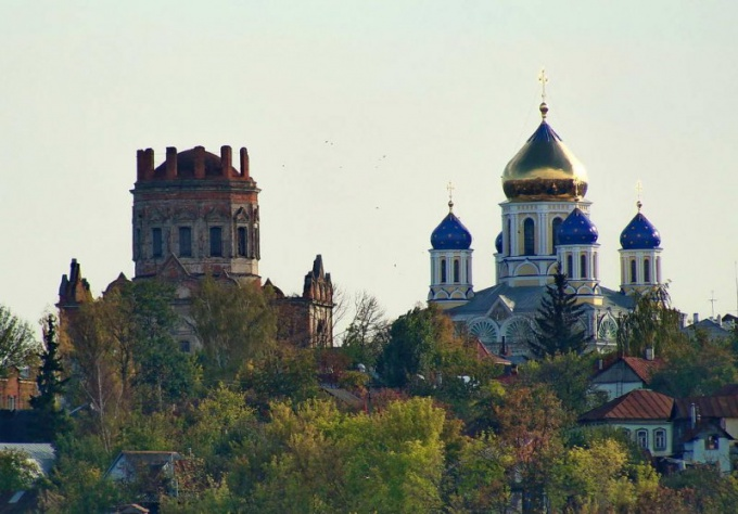 Elets is one of the oldest cities of Russia.