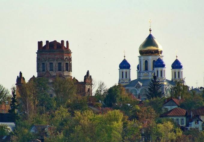 Елец - один из древнейших городов России.