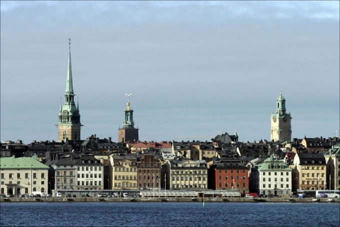 How to get to Stockholm
