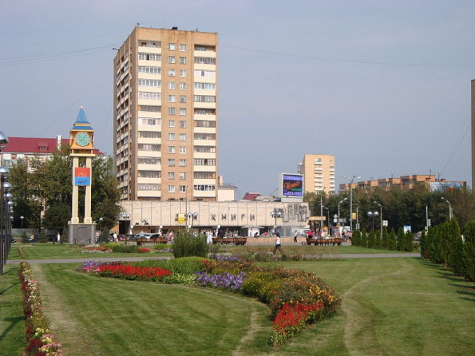 How to get to Podolsk