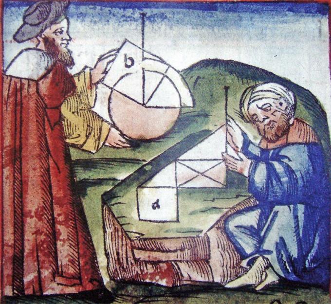 Как возникла геометрия